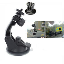 Car Window Glass Suction Cup Mount 180 degree for GoPro 1 2 3 4 Action Camera