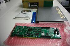CANOPUS EDIUS SD SDRX-E1 RX-E1  RX1 PCI 66 SLOT SD SDI WITH EDIUS SOFTWARE