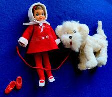 Vintage Barbie 1966 Tutti Me 'N My Dog Playset Adorable!
