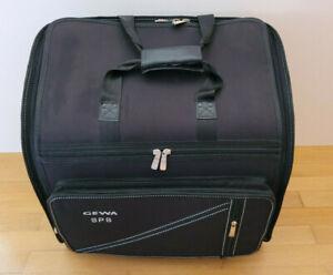 Akkordeontasche GEWA SPS Rucksack  mit großer Außentasche Gigbag