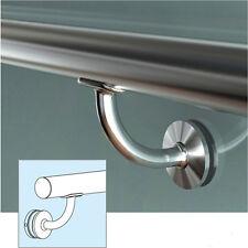 Handlauf Komplett-Set 324-1 - Edelstahl-Design, Länge 2,5 m