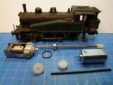 Re-Motorisation sans courroie ancienne locomotive vapeur JOUEF HO TA 040 - 080
