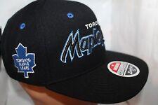 Toronto Maple Leafs Zephyr NCAA Black Headliner Snapback,Cap,Hat  $ 31.99    NEW