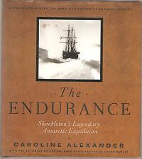 THE ENDURANCE-CAROLINE ALEXANDER-1998-1ST EDITION
