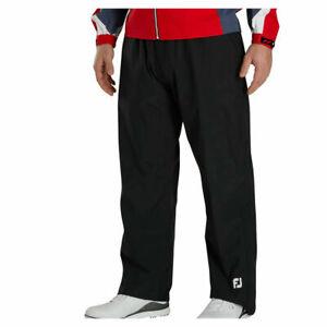 FootJoy Dryjoys Performance Light Black PANTS Men XX-Large NEW