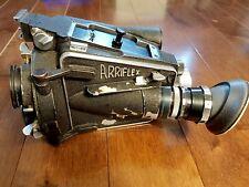 Arriflex 16 film camera.