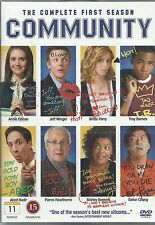The Community Complete First Season 4-disc Chevy Chase sealed set