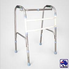 Folding Walking Frame,Adjustable Height,Elderly Medical Care Walker HWE030750