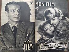 """MON FILM 1949 N 168 """" L' APPEL DE LA FORÊT """" avec CLARK GABLE et LORETTA YOUNG"""