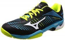 Mizuno Tennis Shoes Wave Exceed Tour3 Oc 61Gb1872 Light Blue x White x Yellow