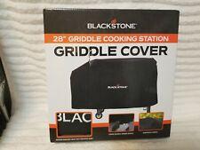 """New Blackstone Hd 28"""" Griddle Cover #1529 Black In Original Box New"""