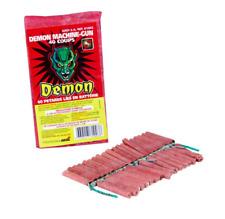 X Demon mitraillettes en Batterie de 40 Petards