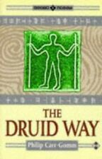 The Druid Way (Earth Quest), Philip Carr-Gomm, Acceptable Book