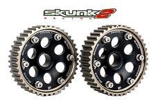 SKUNK2 Cam Gear Pro Black 93-01 Prelude DOHC VTEC H22A1/H22A4/97-01 Accord F20B