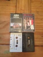 Music Cassette Tapes  Bundle - ABBA