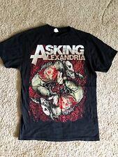 Asking Alexandria Band T-shirt, Medium