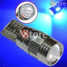 2 LED T10 HID 6 SMD Can-bus 5630 AZUL Lámparas No Error Xenón Luces Ubicación 5W
