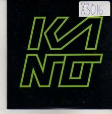 (CN303) Kano, Typical Me - 2004 DJ CD