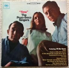 "LP - ""Time""  - ""I'll Be Gone"" The Pozo-Seco Singers - Stereo SBP 233371 (CS9315)"