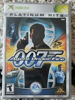 James Bond 007 in Agent Under Fire (Microsoft Xbox, 2002)