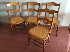 Antique Dining Chairs 1800's - Professionally restored