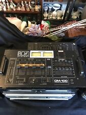 Ross Systems DM-100 Professional Studio Mixer Stereo Audio Mixing Console