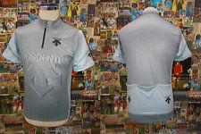 maglia body salopette ciclismo bike shirt maillot DESCENTE A868