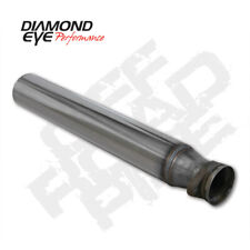 """Diamond Eye Exhaust Pipe 4"""" for 94 - 97 Ford F-250 / F-350 7.3L Diesel # 164006"""