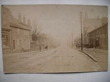 Dearnly Postcard. New Road. Littleborough. Rochdale. Methodist Church Shop Lancs