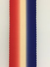 "British WW1 WWI 1914-1915 Mons Star medal  ribbon 6"" length SUPERIOR QUALITY"
