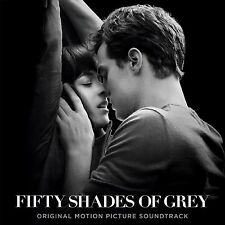 50 Fifty Shades of Grey Gray Original Motion Picture Soundtrack Audio Music CD