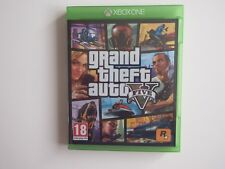 Grand Theft Auto V on Xbox One in MINT Cond (Includes Manual & Map)(Unused DLC)