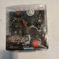 Bioshock 2 Big and Little Sister TRU Toys R Us Figure NEW Sealed #167