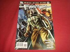 FIRSTWAVE #3 Lee Bermejo variant Batman The Spirit Doc Savage DC Comics 2010  NM