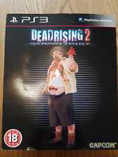 Sony Playstation 3 PS3 Dead Rising 2 Outbreak Edition New Outer Box Opened