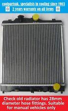 BRAND NEW RADIATOR HONDA CIVIC MK5/MK6 1991 TO 2000 / CRX / HR-V PETROL MANUAL
