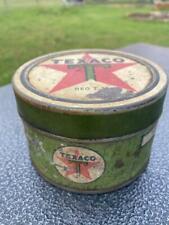 Texaco 1lb Grease Tin Australian