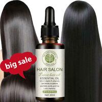30ml Moisturizing Hair Care Essential Oil 100% Natural Care Treatment Salon 2020