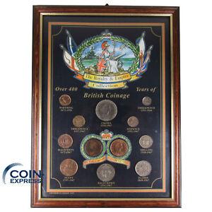 *** Münzbild Großbritannien The Royalty & Empire Collection - British Coinage **