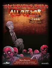 THE WALKING DEAD ALL OUT WAR - CAROL GAME BOOSTER -  MANTIC - 1ST CLASS NEXT DAY