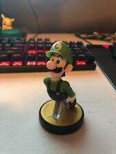 Luigi Amiibo, Super Mario Bros., US Version (Switch, Wii U, 3DS) SSB Loose