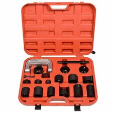 Ball Joint Auto Repair Remove Installing Master Adapter C-Frame Press 2/4WD 21pc