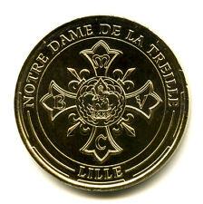 59 LILLE Cathédrale Notre-Dame de la Treille, 2014, Monnaie de Paris