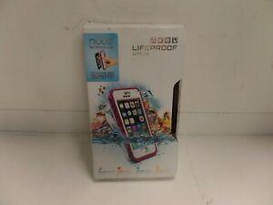 Lifeproof Impact Case Nuud For iPhone 5/5s/SE Screenless Tech Colors Options
