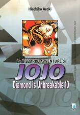 SC1170 - Manga - Star Comics - JoJo - Diamond is Unbreakable 10 - Nuovo !!!