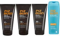 Piz Buin TAN INTENSIFIER SUN LOTION F6, F15 F30 or Aftersun  (pack of 2) choose
