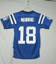 ce043a9623591 Reebok Peyton Manning Indianapolis Colts NFL Fan Apparel & Souvenirs ...