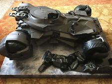 Mattel FKM40 RC Remote Control Ultimate Justice League Batmobile Vehicle