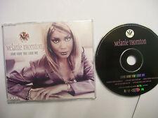 MELANIE THORNTON Love How You Love Me – 2000 EU CD Maxi-Single – Eurohouse