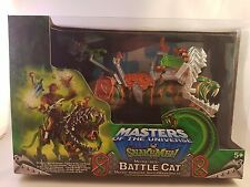 Masters of the Universe Vs Snakemen Mecha Bite Battle Cat Figure